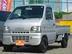 新潟県の中古車ならキャリイトラック 切替4WD 5速マニュアル タイベル済