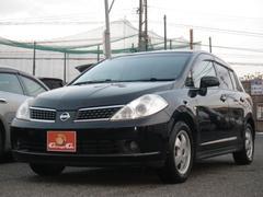 新潟県の中古車ならティーダ 15M スタッドレス付