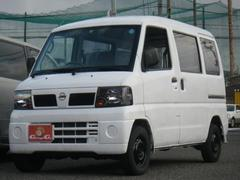 新潟県の中古車ならクリッパーバン 切替4WD タイベル済 両側スライドドア