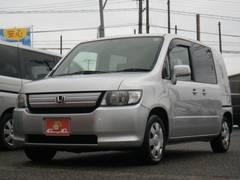 新潟県の中古車ならモビリオスパイク W パワスラ ナビ バックカメラ キーレス
