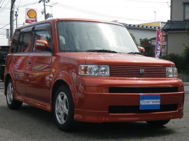 トヨタ bB 15AW ウィンカーミラー キーレス HID (なし)