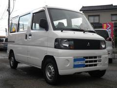 新潟県の中古車ならミニキャブバン 切替4WD 5MT レベライザー 両側スライドドア