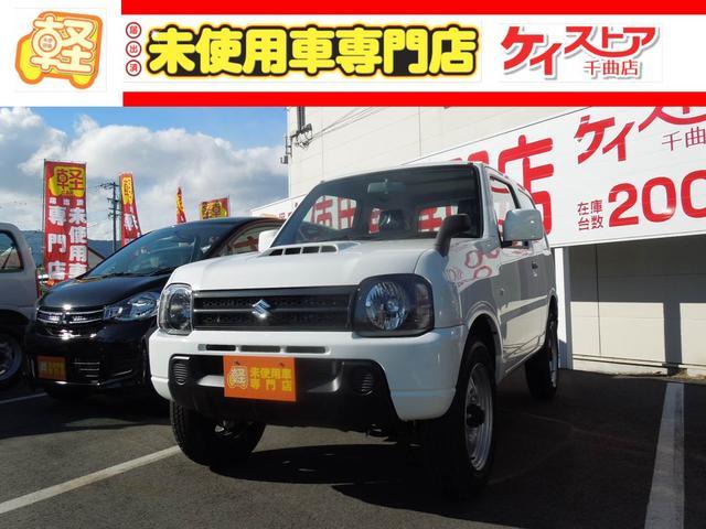 XG 4WD 届出済未使用車