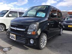 ワゴンRRR−DI 4WD ターボ シートヒーター エアロ アルミ