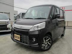 新潟県の中古車ならスペーシアカスタム TS4WD ナビTVバックモニター 両側電動ドア