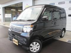 新潟県の中古車ならアトレーワゴン カスタムターボR 4WD