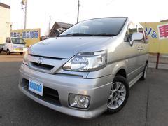 新潟県の中古車ならセレナ ハイウェイスター4WD V−S