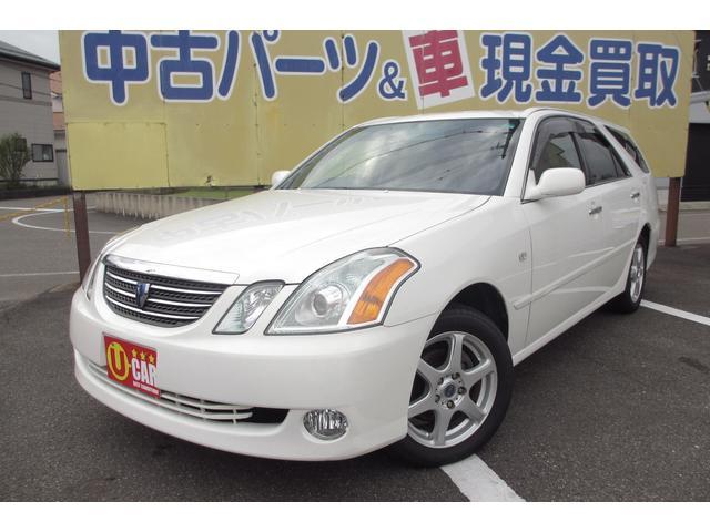 トヨタ 2.5iR-S Four 4WD 純正ナビ