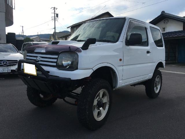 スズキ XC ターボ リフトアップ 4WD