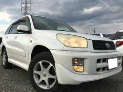 RAV4 JJ エアロスポーツ 4WD バックスポイラー 純正16AW