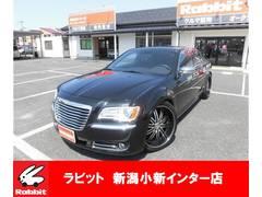 新潟県の中古車ならクライスラー 300 300リミテッド 22インチアルミ レザーシート