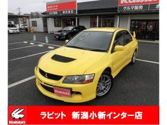 新潟県の中古車ならランサー GSRエボリューションVIII 4WD プライバシーガラス