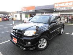 新潟県の中古車ならハイラックスサーフ SSR−X ムーンルーフ 社外17インチアルミ