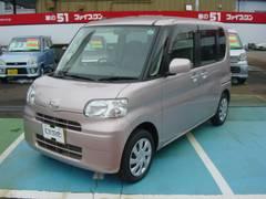 新潟県の中古車ならタント X 純正フルセグナビ パワースライドドア