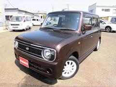 新潟県の中古車ならアルトラパン L 社外エアロ