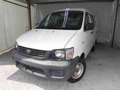 新潟県の中古車ならライトエースバン DX 4WD 5ドアDXハイルーフ インパネAT
