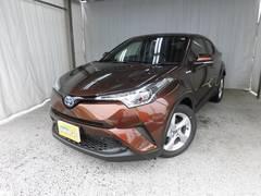 新潟県の中古車ならC−HR Sハイブリッド 登録済み未使用車