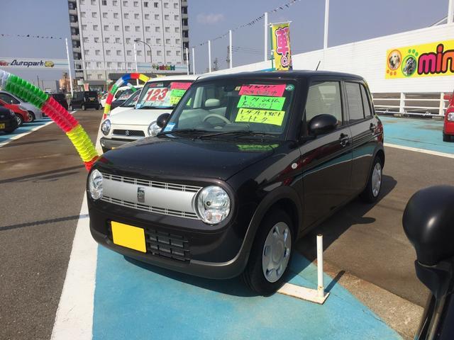 スズキ L 4WD 未使用車