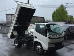 ダイナトラック3tダンプ 強化ダンプ 3トン 業販可能