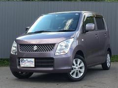 ワゴンRFX 4WD シートヒーター ナビ ワンセグTV キーレス