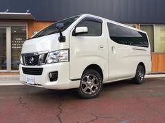 新潟県の中古車ならNV350キャラバンバン ロングプレミアムGXターボ ナビ TV 16インチアルミ