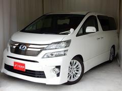 新潟県の中古車ならヴェルファイア 2.4Z