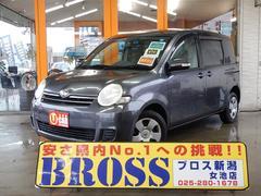新潟県の中古車ならシエンタ Xリミテッド 後期モデル パワスラドア CDデッキ ETC