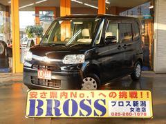 新潟県の中古車ならタント Xリミテッド HDDナビ地デジ電動スライドドア スマートキー