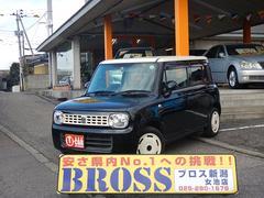 新潟県の中古車ならアルトラパン G スマートキー プッシュスタート シートカバー ETC