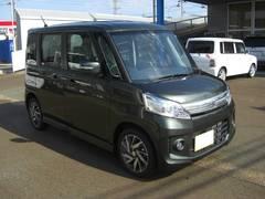 新潟県の中古車ならスペーシアカスタム TS