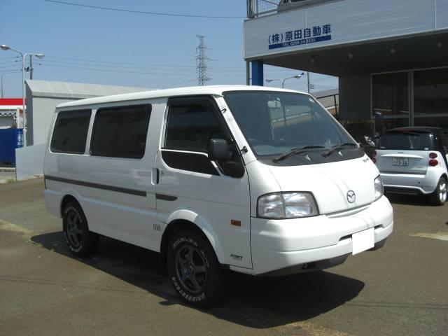 GL マツダ ボンゴバン GL 平成25年 なし 2.2万Km 1.8L | 原田自動車(有) | 新潟県