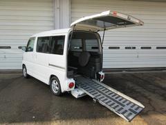 新潟県の中古車ならタウンボックス 4WD スローパー 4人乗り タクシーメーター付
