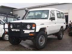 新潟県の中古車ならランドクルーザー70 オーストラリアモデル HZJ78R 国内未登録