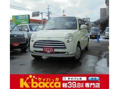 新潟県の中古車ならミラジーノ X 純正CDMDデッキ ウインカーミラー