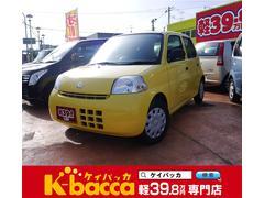 新潟県の中古車ならエッセ D Dデッキ Wエアバッグ 代車UP
