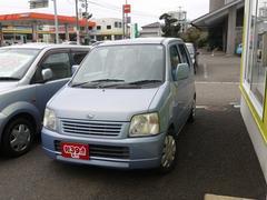 新潟の中古車 スズキ ワゴンR 車両価格 19.3万円 リ済別 平成15年 7.5万K ライトブルー
