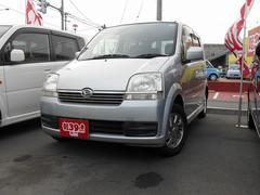 新潟の中古車 ダイハツ ムーヴ 車両価格 16.8万円 リ済別 平成15年 4.7万K シルバー