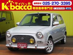 新潟県の中古車ならミラジーノ ミニライトスペシャル 4WD CDデッキ 純正AW