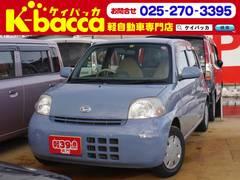 新潟の中古車 ダイハツ エッセ 車両価格 19.8万円 リ済別 平成18年 8.9万K ライトブルー