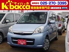 新潟の中古車 スバル ステラ 車両価格 29.8万円 リ済別 平成20年 7.7万K ライトブルー