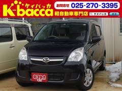 新潟の中古車 ダイハツ ミラ 車両価格 29.8万円 リ済別 平成21年 5.8万K ブラック