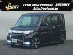 新潟県の中古車ならタント カスタムRS ローダウンAME16AWナビ電動スライドドア