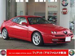 新潟県の中古車ならアルファGTV 3.0 V6 24V 6MT 右ハンドル