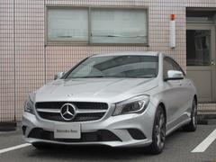 新潟県の中古車ならM・ベンツ CLA180 ベーシックパッケージ
