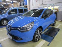 新潟の中古車 ルノー ルノー ルーテシア 車両価格 209万円 リ済別 2015年 10K ブルー