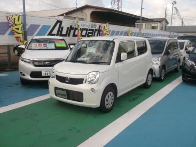 日産 S FOUR 4WD メモリーナビ地デジ