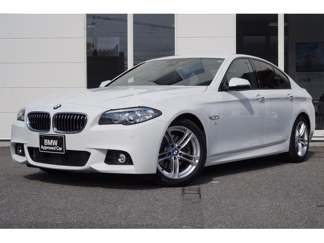 BMW 5シリーズ 528i Mスポーツ (車検整備付)