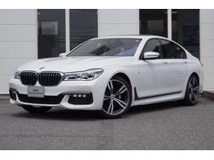 BMW740i Mスポーツ
