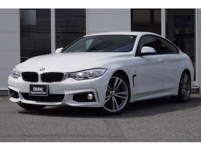 BMW 4シリーズ 420iグランクーペ Mスポーツ (検29.11)