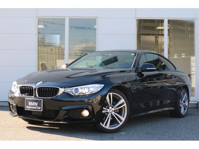 BMW 4シリーズ 420iクーペ Mスポーツ (検30.7)